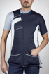 Picture of CASTELLANI MENS TK PRO FABRIC VEST 030-104