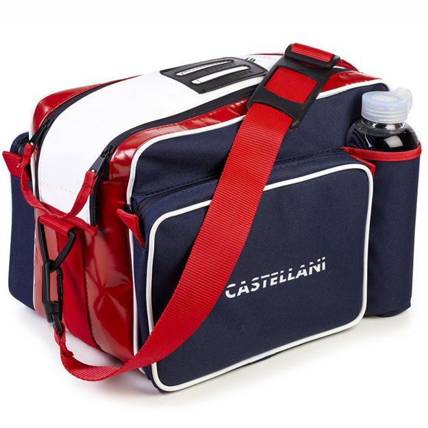 Picture of CASTELLANI 3 POCKET BAG 238-158